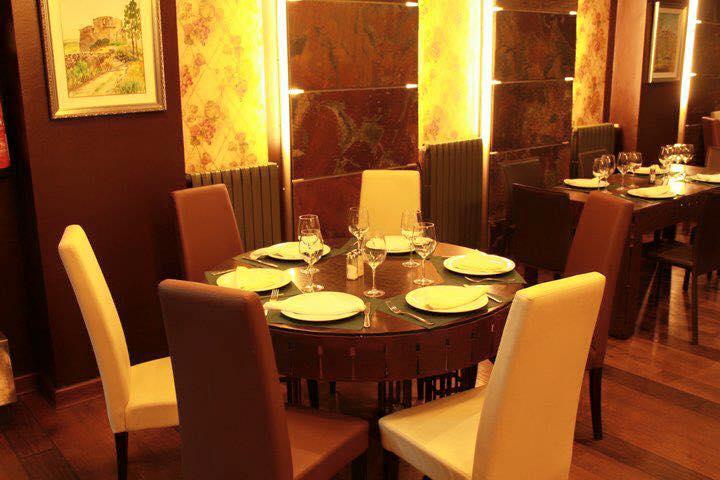 Adaptacion restaurante Zapatilla Verín