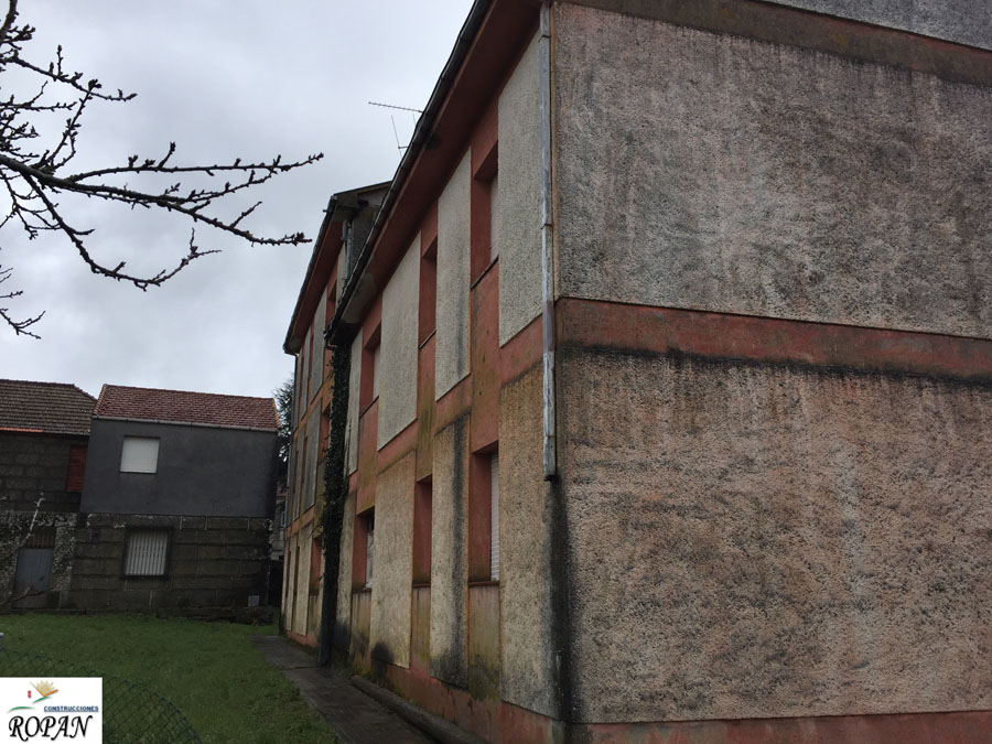 Rehabilitación de viviendas en Cualedro